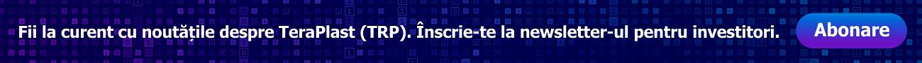 TERAPLAST banner - Newsletter
